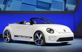 volkswagen beetle concept roofless volkswagen e bugster electric concept at beijing auto show