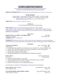 Html List Template Resume Work Skills List Cover Letter Special Skills Examples For