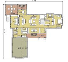 Floor Plan For 30x40 Site by Decor Ranch House Plans With Basement House Plans With Daylight