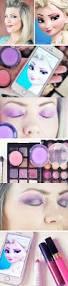 frozen u0027s elsa click pic for 26 diy halloween makeup ideas for