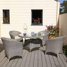 table de jardin haut de gamme emejing table de jardin ronde occasion contemporary amazing