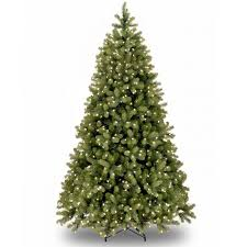 bayberry spruce 7 5ft feel real pre lit tree