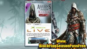 Ac4 Black Flag How To Get Redeem Codes Assassins Creed 4 Black Flag Season Pass
