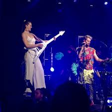 Review sofi tukker ignited the stage with electro pop music last