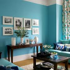 Best Turquoise Images On Pinterest Home Architecture And Colors - Colorful walls living rooms
