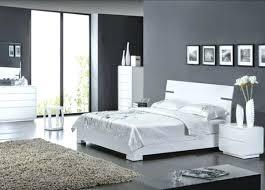 chambre grise et blanc chambre grise et blanc moderne chambre u00e0 coucher complu00e8te