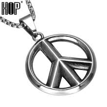 aliexpress buy new arrival cool charm vintage cool peace signs reviews online shopping cool peace signs