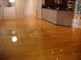 Wood Floor In Kitchen by Flooring Make Laminate Floors Shine Againhow To My Againmake