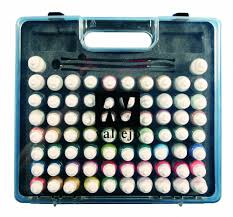 av vallejo model color hobby range box set 72 colours 3 brushes