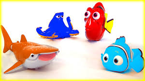 disney pixar finding dory finding nemo color mix toys