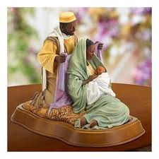 american nativity figurines and decor the black depot