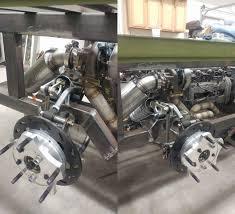 subaru svx engine 1965 vw single cab with a twin turbo subaru flat six u2013 engine swap