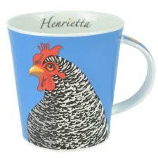 buy aga animal mug henrietta the hen aga cook shop