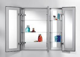 Bathroom Brilliant Best  Contemporary Medicine Cabinets Ideas On - Recessed medicine cabinet contemporary
