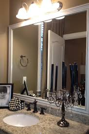 Bathroom Mirrors Framed by 65 Best Bathrooms Images On Pinterest Bathroom Ideas Room And