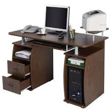 meuble pour ordinateur de bureau bureau informatique achat vente pas cher cdiscount