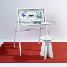 hidesk modern fold away desk designers avenue