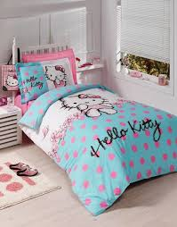 bedrooms astonishing hello kitty bed in a bag hello kitty