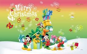 mickey mouse merry christmas wallpaper wallpaperlepi