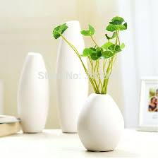 Large Floor Vases For Home European Modern Fashion Ceramic Flower Vase Home Decoration Small