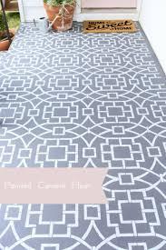 Cement Floor Paint Best 25 Painting Cement Floors Ideas On Pinterest Painted