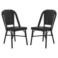 Black And White Armchairs Dining Chairs Dining Furniture One Kings Lane