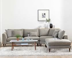 hugo sectional woods room and living rooms