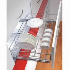 Kitchen Cabinet Pull Out Baskets Kitchen Cabinet Organizer Pull Out Storage Wire Basket With Soft