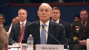homeland security secretary john kelly testifies us border