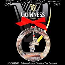 guinness ornaments
