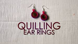 quilling earrings designs image collections jewelry design examples