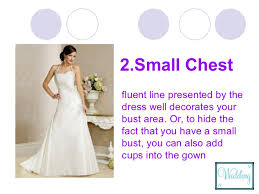 wedding dresses for small bust 2 how to choose halter wedding dresses