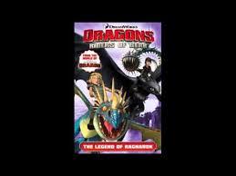 dreamworks dragons riders berk volume 5 legend ragnarok