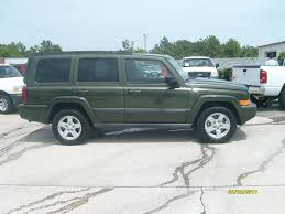 green jeep commander for sale used cars on buysellsearch