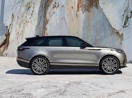 2017 Range Rover Velar Exclusive Reader Test Team Preview What