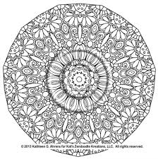 free printable abstract coloring pages for adults new complex