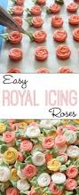 Easy Cake Decoration At Home Best 25 Royal Icing Decorations Ideas Only On Pinterest