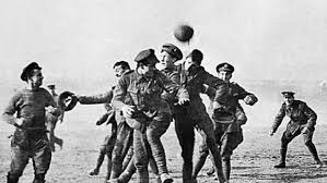 letters from men on both sides of the 1914 christmas truce cast