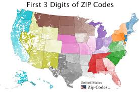 Map Of Florida Zip Codes by Free Zip Code Map Zip Code Lookup And Zip Code List
