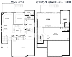 New Homes Floor Plans Graham Floorplan Hubbell Homes Building New Homes In Des