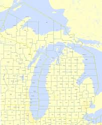 Michigan County Maps by Michigan Map Wallpaper Wallpapersafari