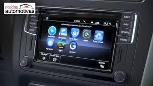 volkswagen fox 2016 novo sistema app connect do volkswagen fox 2016
