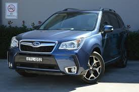 subaru forester ute 2013 subaru forester xt lineartronic awd s4 my14 blue for sale in