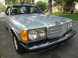 mercedes w123 coupe for sale 1980 mercedes 300cd german cars for sale