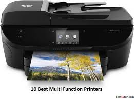 10 best multi function printers oct 2017 top rated 2018 list