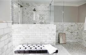 subway tile in bathroom ideas pleasing bathroom subway tile ideas stunning interior decor