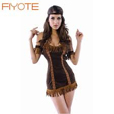 Women Indian Halloween Costume 10 40 Indian Princess Costume Cosplay Country U0026 Cowgirl