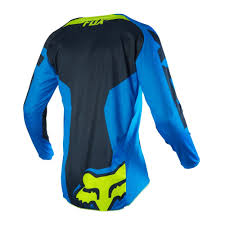 Fox Racing 2016 Youth 180 Race Jersey Blue Yellow Available At