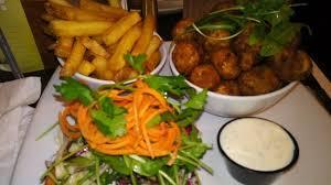 irlande cuisine menu végétarien irlandais picture of the quays restaurant
