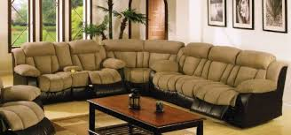 reclining sofa with drink holder teachfamilies org